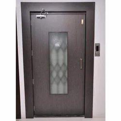 Manual Door Elevator