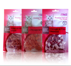 Treat And Chews For Cats