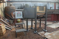 Stainless Steel Pharmaceutical Ribbon Blender 100KG