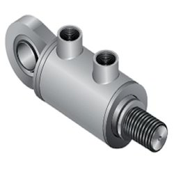 Rear Clevis Spherical Bearing Mounting Cylinder