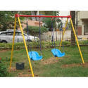 2 Seater Playground Swing