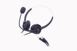 PC Binaural Noise Cancellation Headset