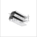 Sliding Door Solutions- Aluminium Track for Double Door