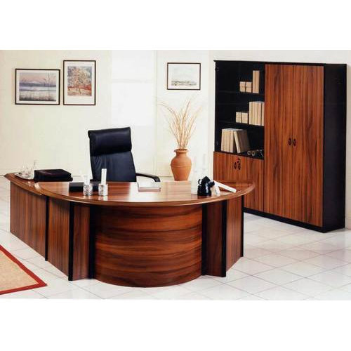Brown Wooden Executive Office Desk Rs 75000 Piece New Golden