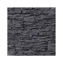 35 mm Black Stone Wall Cladding
