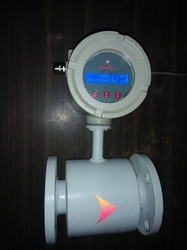 Flowtech Digital Flow Meter With Totalizer