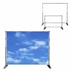 Adjustable Backdrop Stand (Frame)