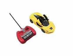 Plastic Door Opening Remote Control Car Toy, For Personal