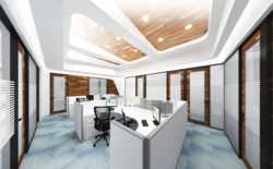 3D Office Design Services