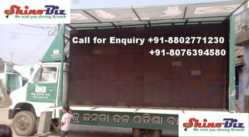 Led Mobile Truck, Daylight Full Color Outdoor Led Video Wall Screen On  Rent, Hire, Sale Manufacturer