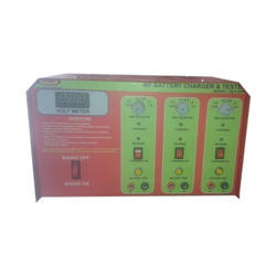 MF Two Wheeler Battery Charger And Tester