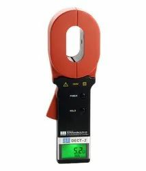 Motwane Digital Earth Clamp Tester Dect