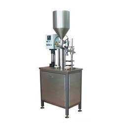 Automatic Glass Filling & Sealing Machine