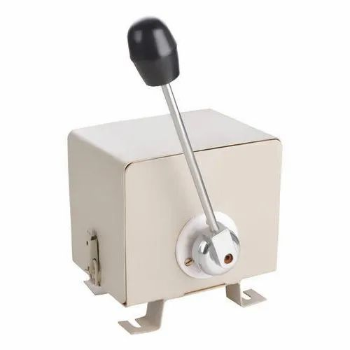 Master Controller Limit Switch
