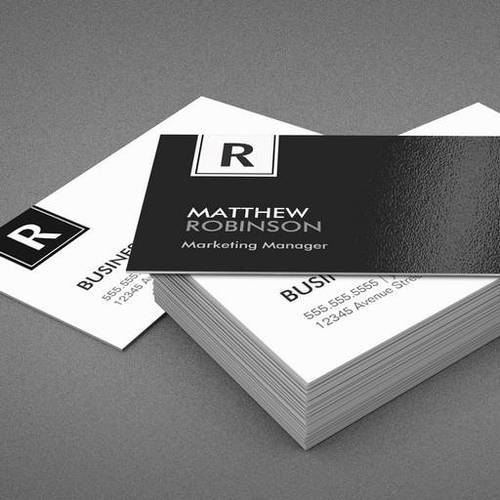 Business cards printing service in srinivasa nagar bengaluru banna business cards printing service reheart Images
