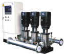 Booster Pumps And System