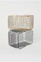 Metal Good Quality Storage Basket, Size: Costumized
