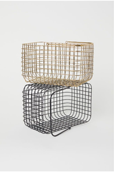 Metal Good Quality Storage Basket