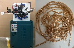 Three Ring Chain Folding Machine