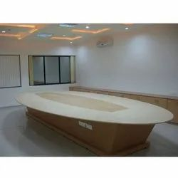 Wooden Meeting Tables