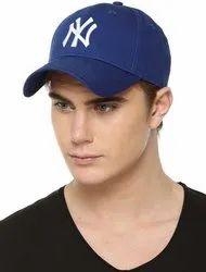 NY Blue Baseball Cap