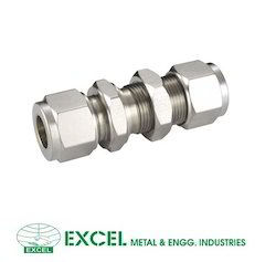EMEI Bulkhead Tube Fitting, Size: 3/4 and 2 Inch