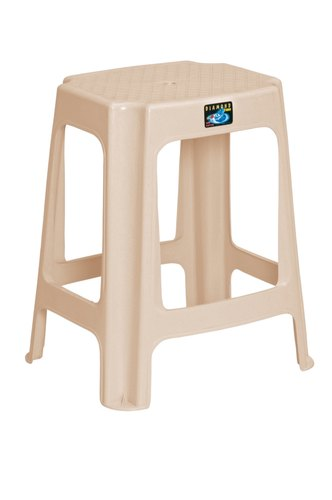 Plastic Kaptan Diamond Stool 21 Inch Rs 167 Piece Gujarat