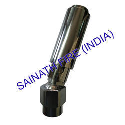 Ball Joints For Fountain Nozzles