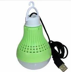 Ambert Plastic USB LED Bulb