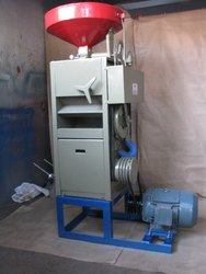 NANS Mini Rice Mill 500 kgs / hr, For Ruce Hulling, Polishing