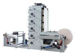 Flexo Print Machine
