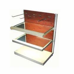Glass Shelves Cosmetic Racks