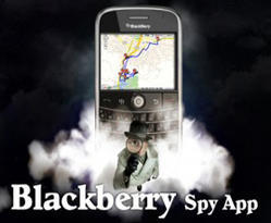 blackberry spy app