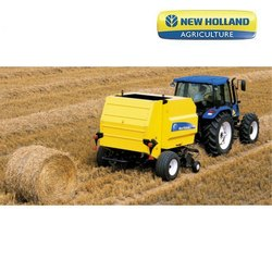 Round Straw Baler at Best Price in India