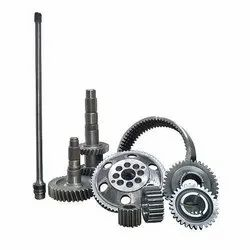 Side & Top JCB Gear Parts, For Automobile Industry, 3dx