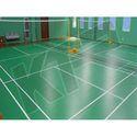 BWF Approved Badminton Flooring KTR