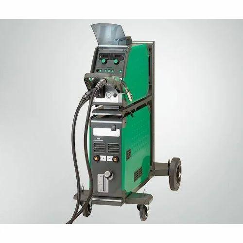 Pulse MIG 400 Welding Machine