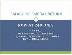 Online Taxation Consultant SALARY RETURN, in Pan India
