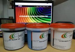 Polyurethane Pigment Paste