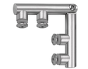 ENOX Rod Type Shower Hinges ESH - 1102