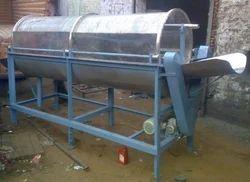 Rotary Vegetable & Fruit Washing Machine