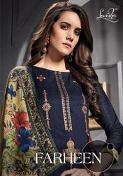 Farheen By Levisha Pashmina Pakistani Suit
