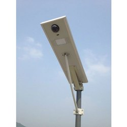 18 Watt Integrated Solar LED Street Light