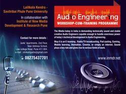 Audio Engineering Training