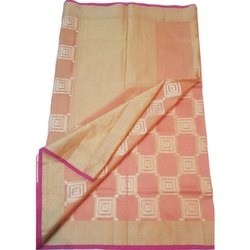 Nice Creation 6.5 Meter Banarasi Silk Designer Jacquard Saree, With Blouse Piece