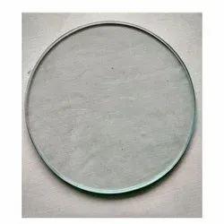 Round Plain Glass