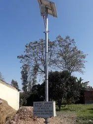 Iron Solar Street Light