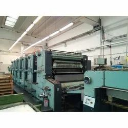 Planeta Super Variant 5 Colour Offset Printing Machine