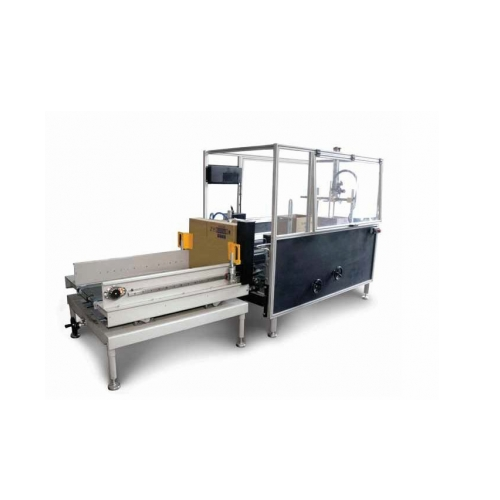 Mild Steel Automatic Carton Erector Machine, For Industrial