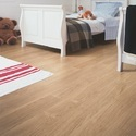 Quickstep White Varnished Oak  Laminate Flooring